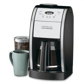 Enlarge Cuisinart DGB-550BK Grind & Brew 12 Cup Automatic Coffee Maker