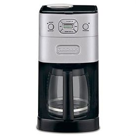 Enlarge Cuisinart DGB-625BC Grind & Brew 12 Cup Automatic Coffeemaker - Brushed Metal