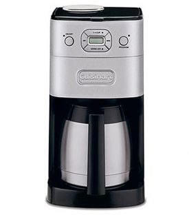 Enlarge Cuisinart DGB-650BC Grind & Brew Thermal Coffee Maker - Brushed Stainless