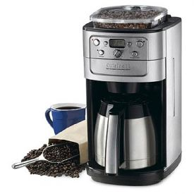 Enlarge Cuisinart DGB-900BC Grind & Brew Thermal 12 Cup Automatic Coffee Maker