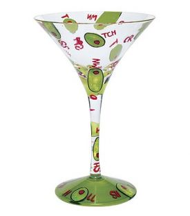 Enlarge Dirty Martini Glass by Lolita Love My Martini Glass