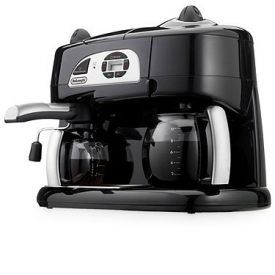 Enlarge DeLonghi BCO120T Combination Espresso/Coffee Maker