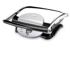 Enlarge DeLonghi CGH800 Contact Grill / Panini Press