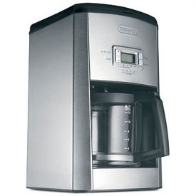 Enlarge DeLonghi DC414T - 14-Cup Drip Coffeemaker