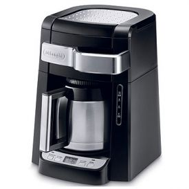 Enlarge DeLonghi DCF2210TTC - 10-Cup Thermal Coffee Maker with Front Access