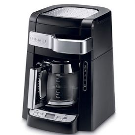 Enlarge DeLonghi DCF2212T - 12-Cup Drip Coffeemaker with Convenient Front Access