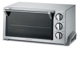 Enlarge DeLonghi EO1270 - .5 Cu Ft S/S Convection Oven