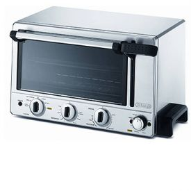 Enlarge DeLonghi EOP2046 - Stainless Steel Pro Oven and Panini Press