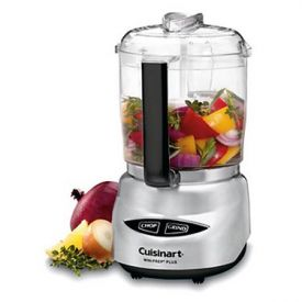 Enlarge Cuisinart DLC-4CHB Mini-Prep Plus 4-Cup Food Processor