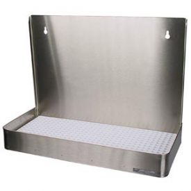 Dp 310ld 19 Quot Stainless Steel Wall Mount Drip Tray W