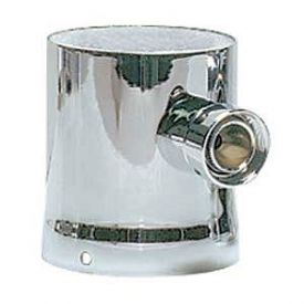 Enlarge DT-1HK Single Product Tower Adapter - Chrome