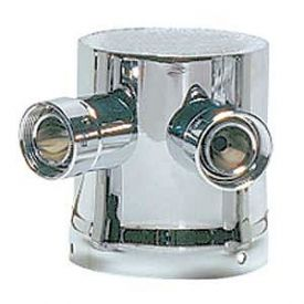 Enlarge DT-2HK Two Product Tower Adapter - Chrome