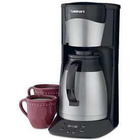 Enlarge Cuisinart DTC-975BKN Brew & Serve 12-Cup Thermal Coffeemaker - Black