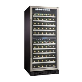 Enlarge Scratch & Dent - Danby DWC110BLSRH 110 -Bottle Built-in Wine Refrigerator