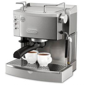 Enlarge DeLonghi EC702 15-Bar-Pump Espresso Maker, Stainless