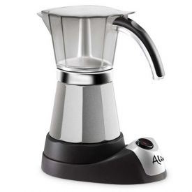 Enlarge DeLonghi EMK6 Alicia Electric Moka Espresso Machine