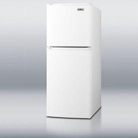 Enlarge Summit FF71 4.8 Cu Ft Frost Free Slim Line Apartment Refrigerator & Freezer