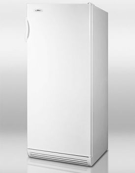 Enlarge Summit FFAR10 White 10.1 Cu. Ft. All-Refrigerator