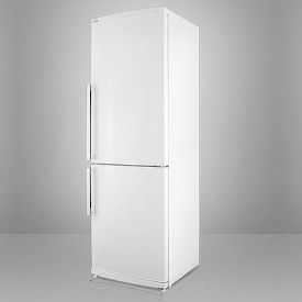 Enlarge Summit FFBF280WIM 14 cf Frost Free Bottom Freezer Refrigerator w/Ice Maker