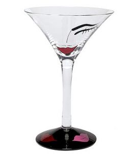 Enlarge Flirtini Martini Glass by Lolita Love My Martini