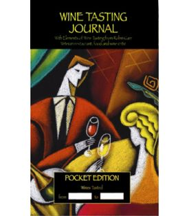 Enlarge Wine Tasting Journal
