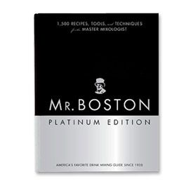 Enlarge Mr. Boston Platinum Edition