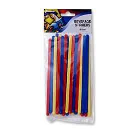 Enlarge Beverage Stirrers (30 Count)