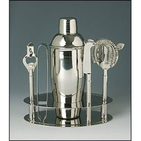 Enlarge Side Bar Cocktail Shaker Set