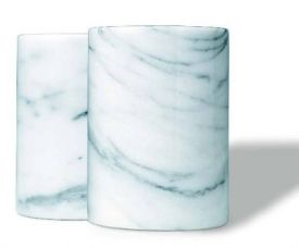 Enlarge White Marble Wine Cooler