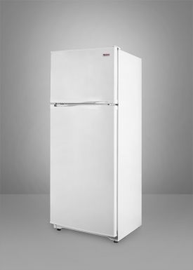 Enlarge Summit FF882W 8.8 Cu. Ft. 24 Inch Frost Free Refrigerator Freezer