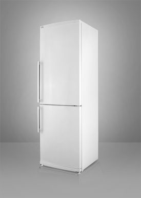 Enlarge Summit FFBF240W 9.85 cf Frost Free Bottom Freezer Refrigerator