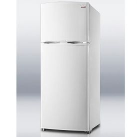 Enlarge Summit FF1062W White 9.4 c.f. Frost Free Refrigerator Freezer