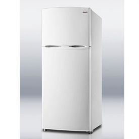 Enlarge Summit FF1410W 12.6 Cu. Ft. Frost Free Refrigerator Freezer