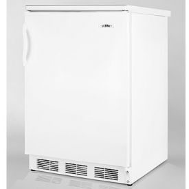 Enlarge Summit FF67 5.5 cf Commercial Undercounter Refrigerator - White