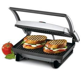 Enlarge Cuisinart GR-1 Griddler Panini and Sandwich Press