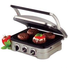 Enlarge Cuisinart GR-4 Griddler Electric Griddle/Indoor Grill