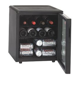 Enlarge Haier HBCN02EBB 42 Can Beverage Center
