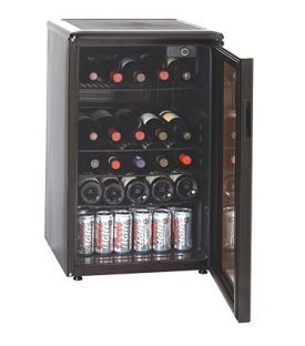 Enlarge Haier HBCN05EBB 46-Bottle Beverage Center