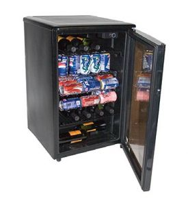 Enlarge Haier HBCND05EBB Beverage & Wine Cooler