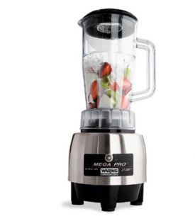 Enlarge Waring Pro HPB300 MegaMix Commercial Blender - Brushed Stainless