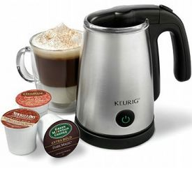 Enlarge Keurig - Caf One-Touch Milk Frother