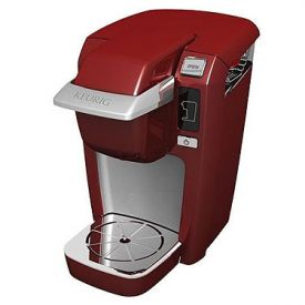 Enlarge Keurig Mini Plus B31 Personal Coffee Brewer - Red