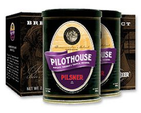 Enlarge Mr. Beer Refill Brew Pack - Pilothouse Pilsner