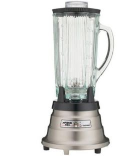 Enlarge Waring Pro MBB518 Professional Food & Beverage Blender - Stainless Steel