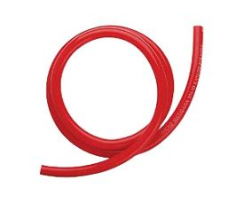 Enlarge 1 Foot Length of 5/16 Inch I.D. Red Air Line