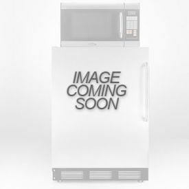Enlarge Summit MRF1112 Frost Free Energy Star Refrigerator-Freezer-Microwave Combo - White