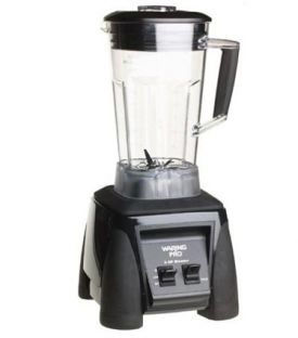 Enlarge Waring Pro MX1000R Half Gallon Specialty Blender - Black
