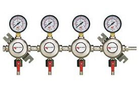 Enlarge 1164 Premium 4 Product Secondary Co2 Kegerator Regulator