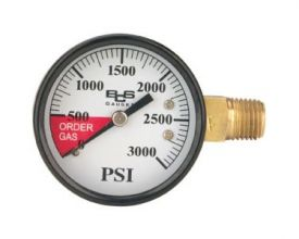 Enlarge 5603 - High Pressure Replacement Gauge - Right Hand Thread