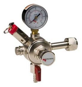 Enlarge 641 Premium Single Gauge Co2 Keg Beer Regulator